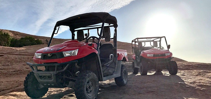 2018 Kymco UXV 500i in Wickenburg, Arizona