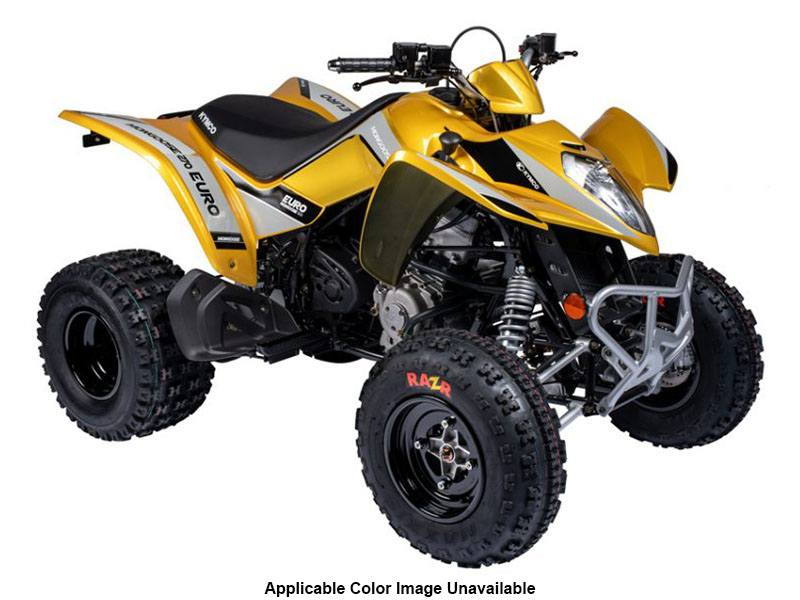 2019 Kymco Mongoose 270 EURO in Springfield, Missouri