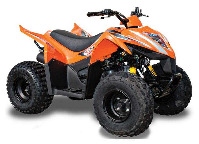 2019 Kymco Mongoose 70s in Adams, Massachusetts