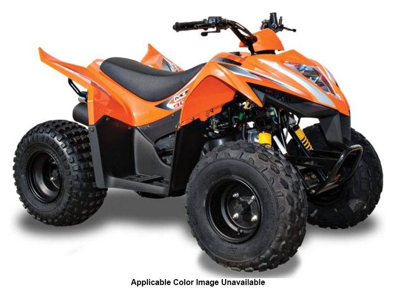 2019 Kymco Mongoose 90s in Tamworth, New Hampshire