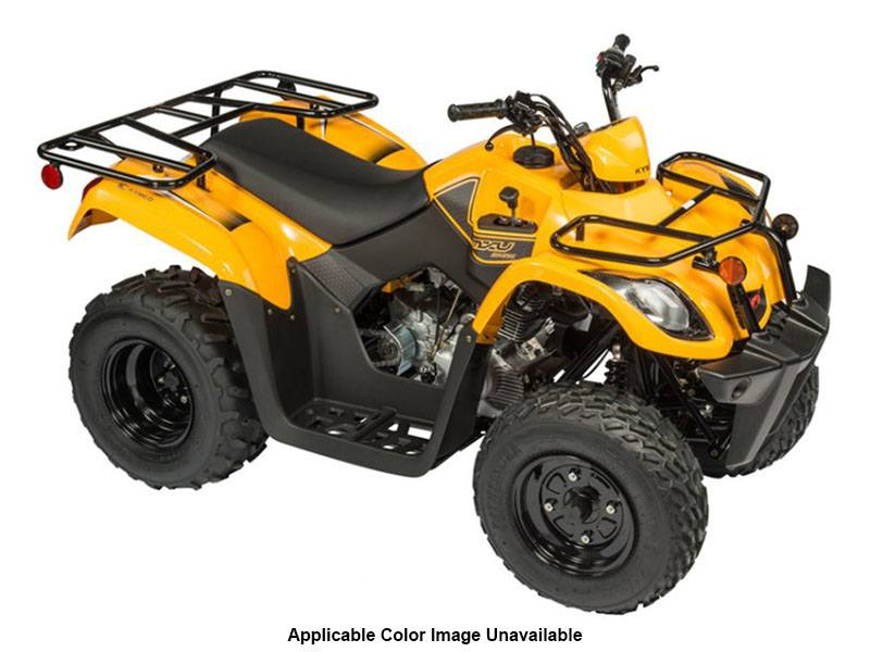 new 2019 kymco mxu 150x atvs in harriman tn. Black Bedroom Furniture Sets. Home Design Ideas