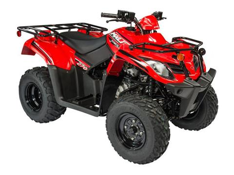 2019 Kymco MXU 270 in Black River Falls, Wisconsin