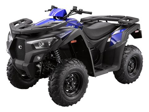 2019 Kymco MXU 700 Euro in Harriman, Tennessee