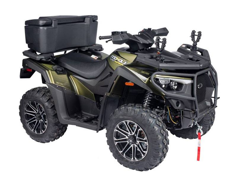 2019 Kymco MXU 700 LE EURO Hunter in Virginia Beach, Virginia - Photo 1