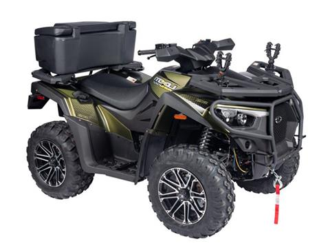 2019 Kymco MXU 700 LE EURO Hunter in Black River Falls, Wisconsin