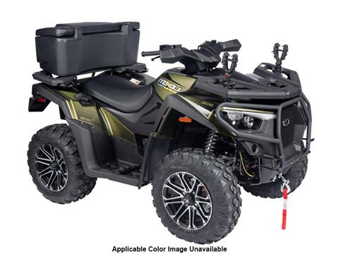 2019 Kymco MXU 700 LE EURO Hunter in Farmington, Missouri
