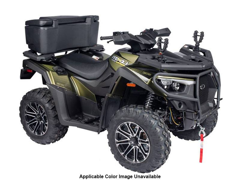 2019 Kymco MXU 700 LE EURO Hunter in Adams, Massachusetts