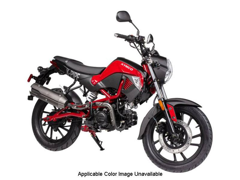 2019 Kymco K-Pipe 125 in Richmond, Virginia