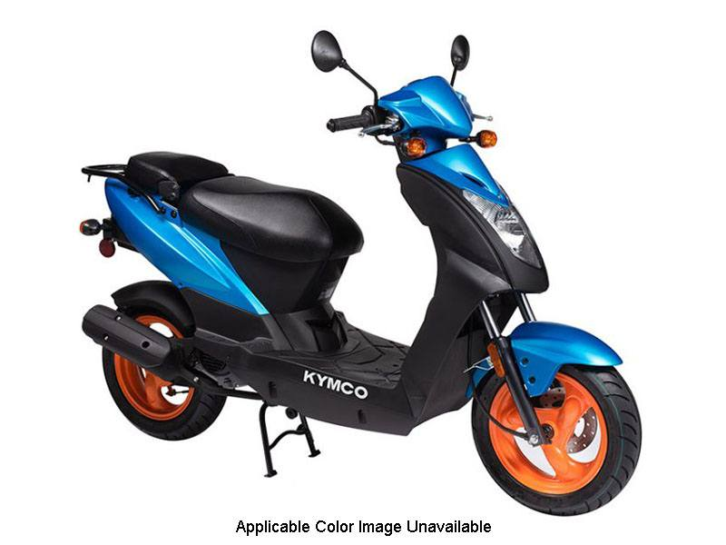 2019 Kymco Agility 50 in Sterling, Illinois