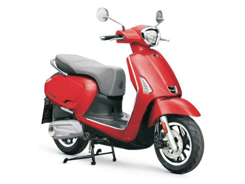 2019 Kymco Like 150i ABS in Sterling, Illinois