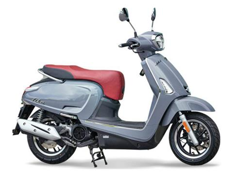 2019 Kymco Like 150i ABS Noodoe in Oakdale, New York