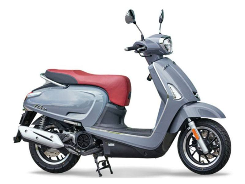 2019 Kymco Like 50i in Adams, Massachusetts