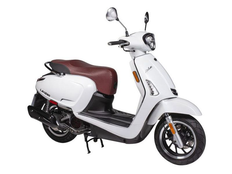 2019 Kymco Like 50i in Marina Del Rey, California