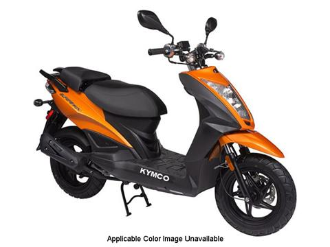 2019 Kymco Super 8 50X in Zephyrhills, Florida