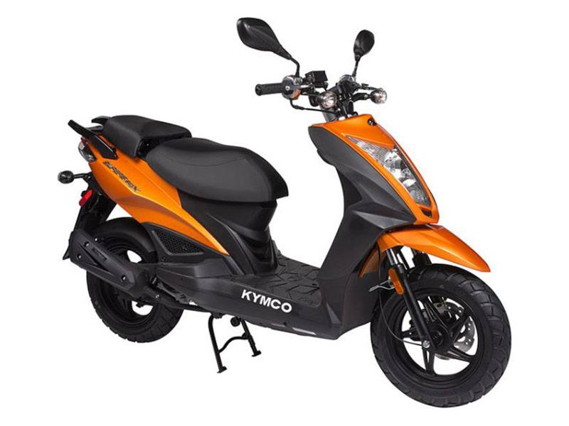 2019 Kymco Super 8 50X in Farmington, Missouri