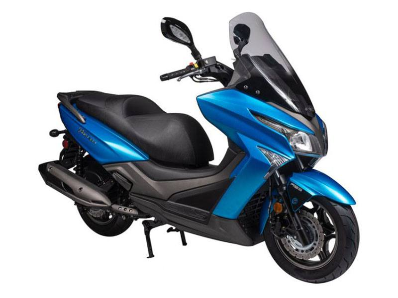 2019 Kymco X-Town 300i ABS in Sterling, Illinois