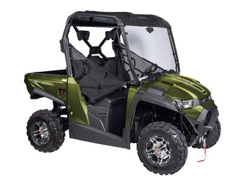 2019 Kymco UXV 450i LE Hunter Edition in Sterling, Illinois