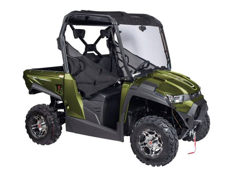 2019 Kymco UXV 450i LE Hunter Edition in Pine Bluff, Arkansas