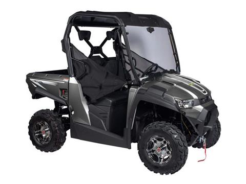 2019 Kymco UXV 450i LE Prime Edition in Black River Falls, Wisconsin