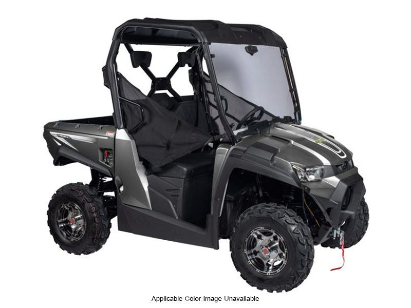 2019 Kymco UXV 450i LE Prime Edition in Sterling, Illinois