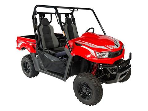 2019 Kymco UXV 700i in Sterling, Illinois