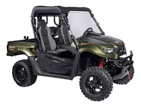 2019 Kymco UXV 700i LE Hunter Edition in Black River Falls, Wisconsin