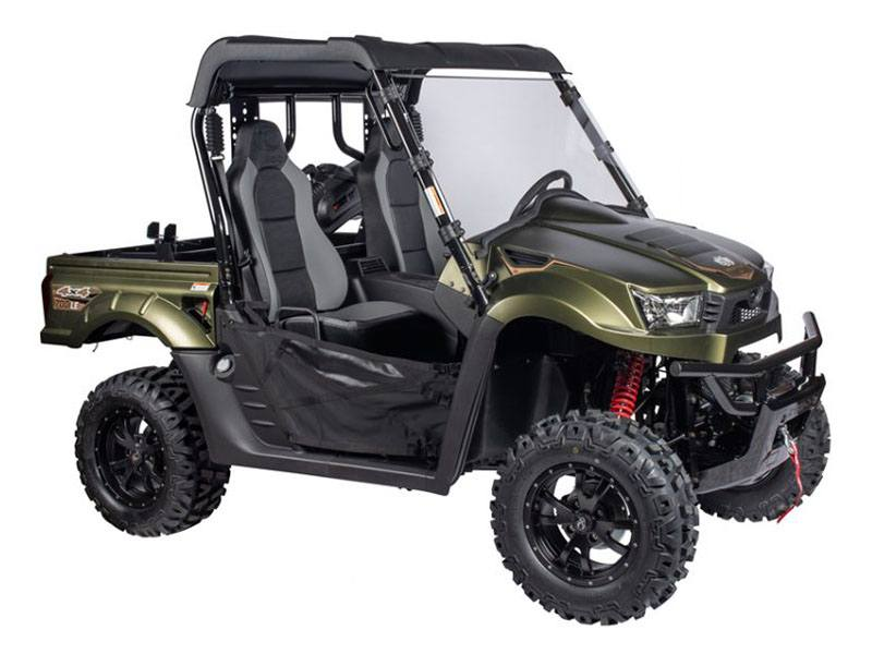 2019 Kymco UXV 700i LE Hunter Edition in Farmington, Missouri