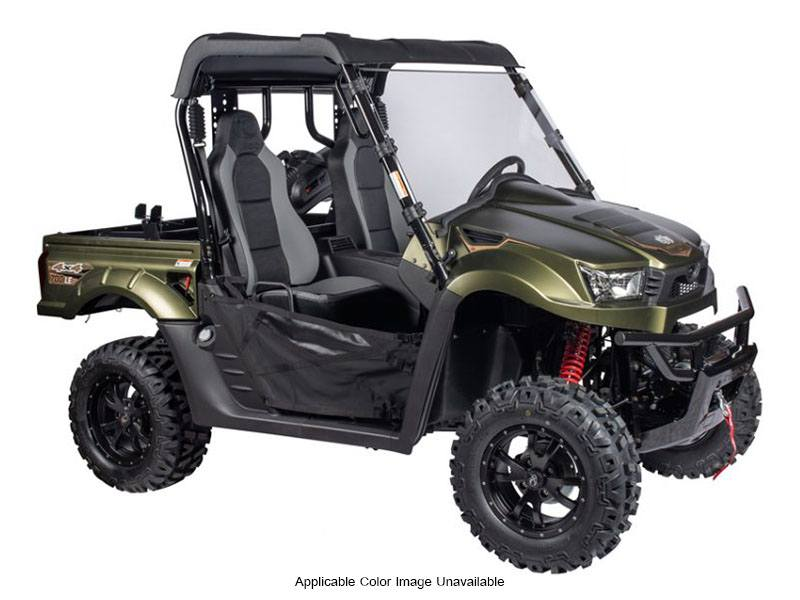2019 Kymco UXV 700i LE Hunter Edition in Salinas, California