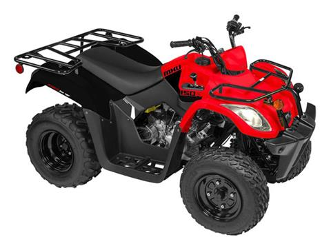 2020 Kymco MXU 150X in Honesdale, Pennsylvania