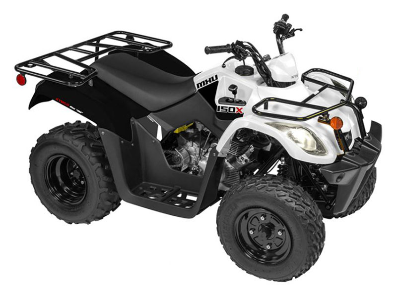 2020 Kymco MXU 150X in Deer Park, Washington - Photo 1