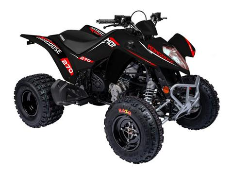 2020 Kymco Mongoose 270 in Ruckersville, Virginia - Photo 1