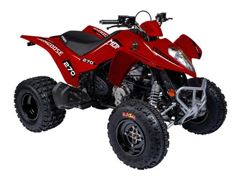 2020 Kymco Mongoose 270 in Farmington, Missouri