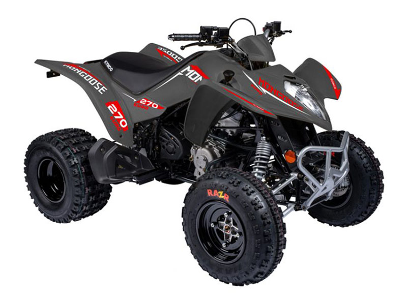 2020 Kymco Mongoose 270 EURO in Deer Park, Washington