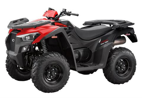 2020 Kymco MXU 700i Euro in Honesdale, Pennsylvania