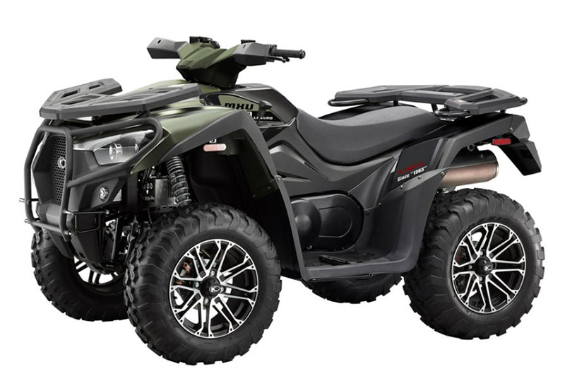 2020 Kymco MXU 700i LE EPS EURO in Oakdale, New York