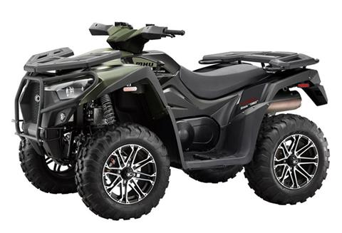 2020 Kymco MXU 700i LE EPS EURO in Deer Park, Washington