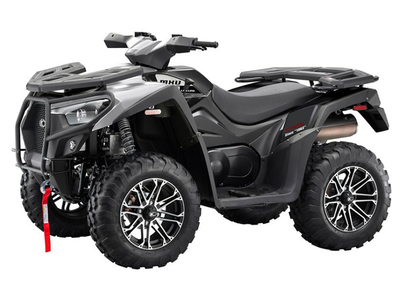 2020 Kymco MXU 700i LE EPS Euro in Sandpoint, Idaho - Photo 1