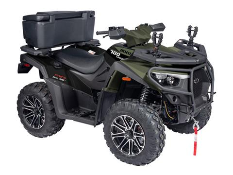 2020 Kymco MXU 700i LE EPS Hunter EURO in Pinehurst, Idaho
