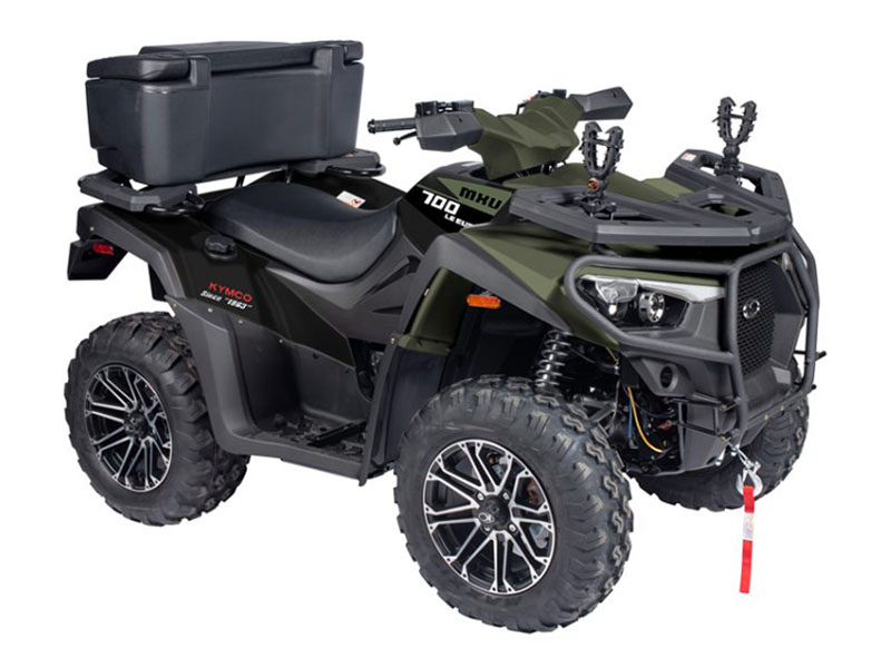 2020 Kymco MXU 700i LE EPS Hunter EURO in Pinehurst, Idaho - Photo 1