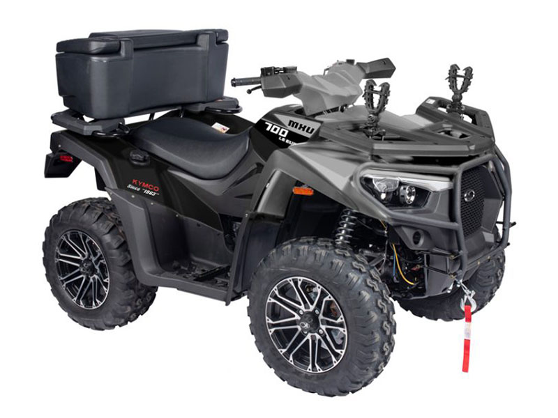 2020 Kymco MXU 700i LE EPS Hunter EURO in Farmington, Missouri