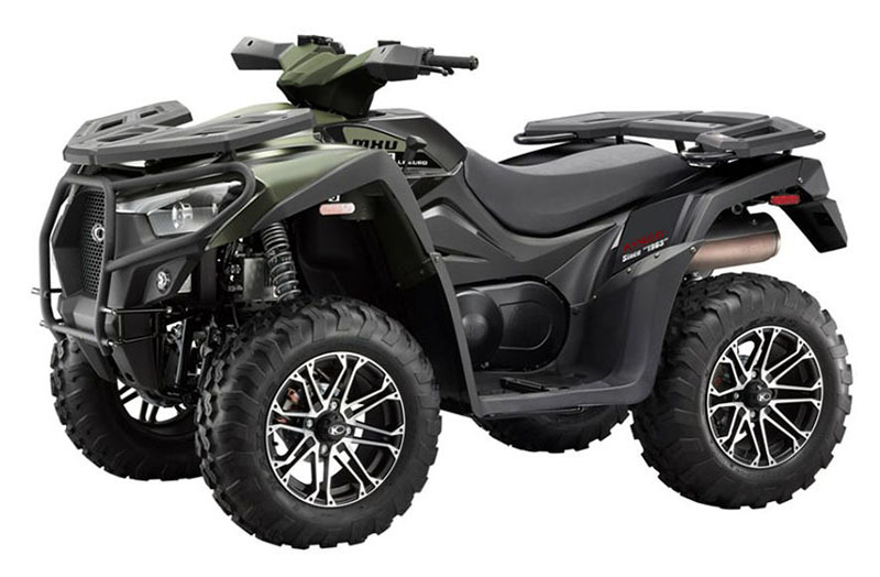 2020 Kymco MXU 700i LE EPS Prime EURO in Farmington, Missouri