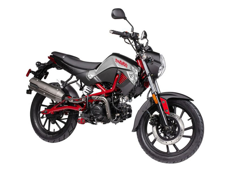 2020 Kymco K-Pipe 125 in Zephyrhills, Florida - Photo 1