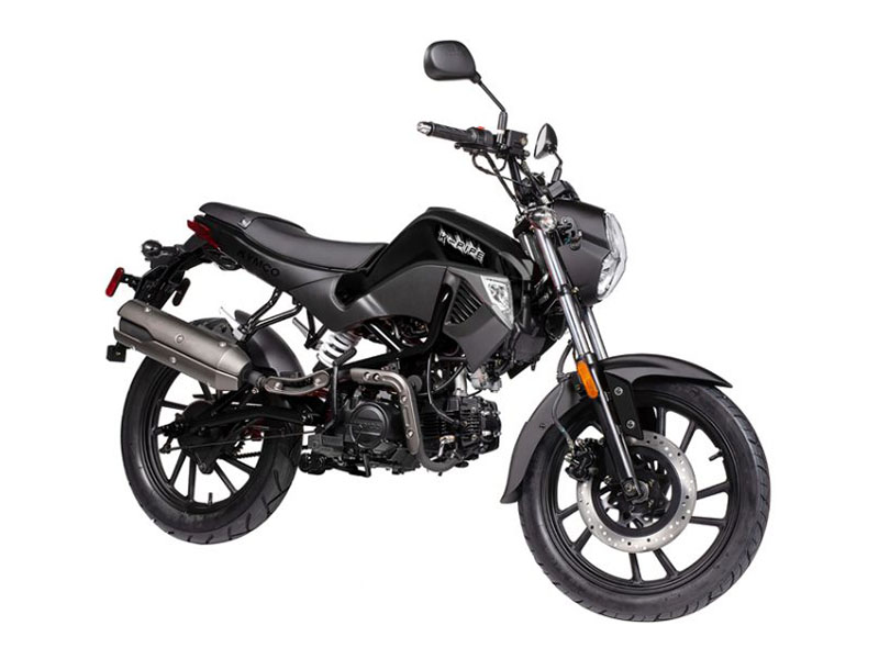 2020 Kymco K-Pipe 125 in Zephyrhills, Florida