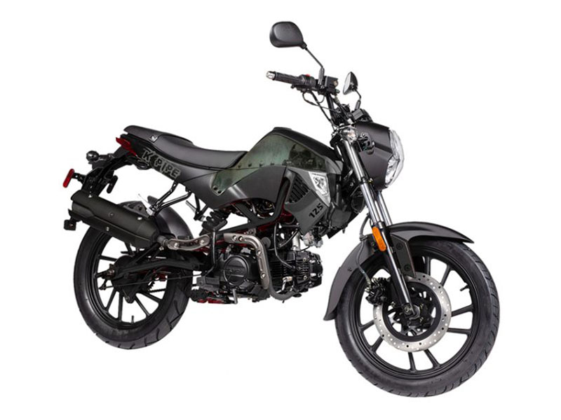 2020 Kymco K-Pipe 125 Limited Edition in Pensacola, Florida - Photo 1