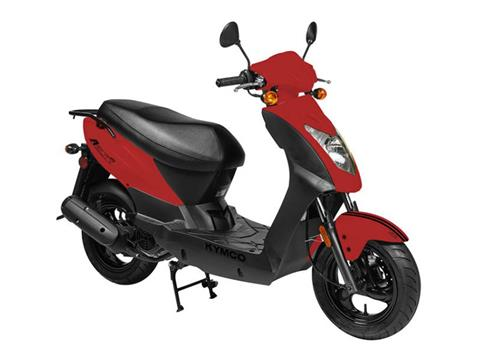 2020 Kymco Agility 125 in Sumter, South Carolina