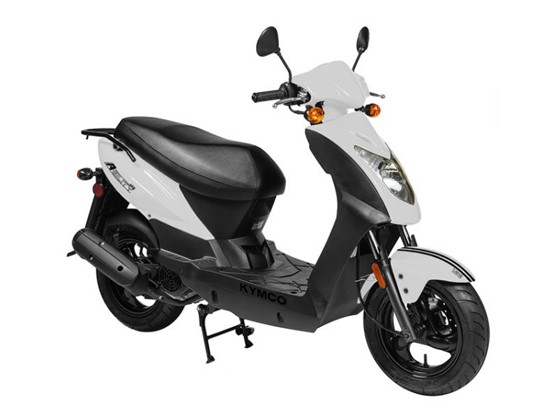 2020 Kymco Agility 125 in Zephyrhills, Florida - Photo 1