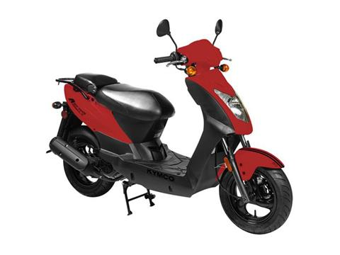2020 Kymco Agility 50 in Sterling, Illinois