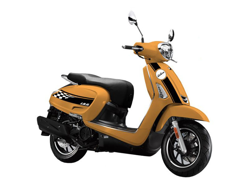 2020 Kymco Like 150i ABS in New Haven, Connecticut - Photo 1