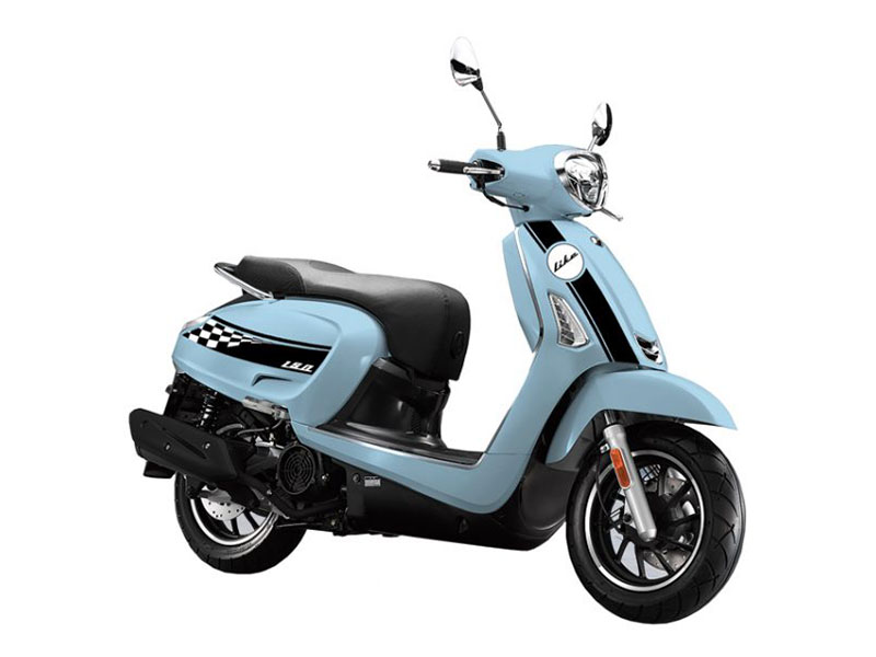 2020 Kymco Like 150i ABS in Newport, Maine