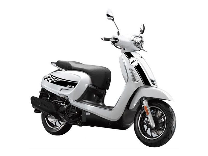 2020 Kymco Like 150i ABS in Salinas, California